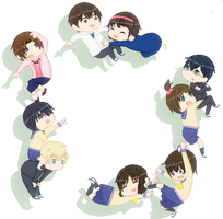 .:Corpse Party:. Kisaragi! by animelover876