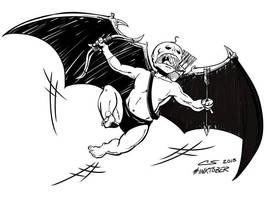 Death Cherub by Citrusman19