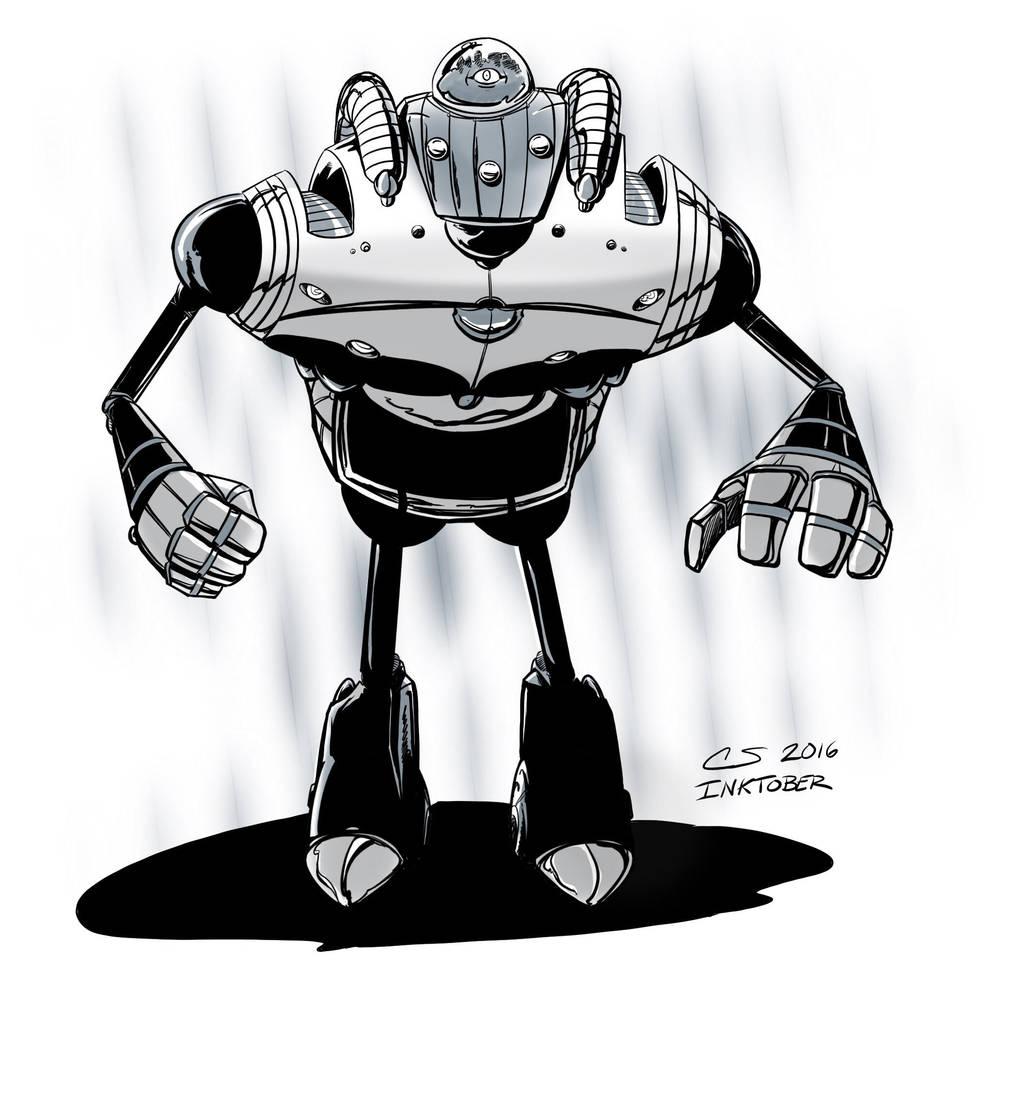 Droid by Citrusman19