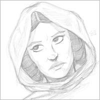 Princess Leia by Citrusman19