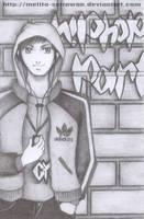 Hip Hop by melita-setiawan