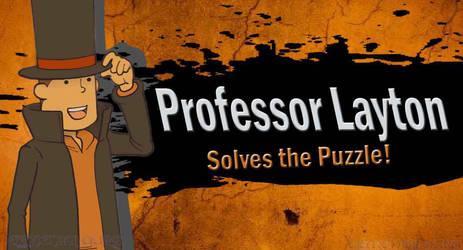 Professor Layton SSB4 Request by Elemental-Aura