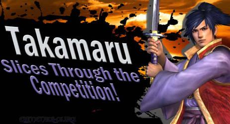 Takamaru SSB4 Request by Elemental-Aura
