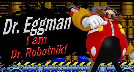 Dr.Eggman SSB4 Request by Elemental-Aura