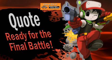 VOTE Quote for SSB4 DLC by Elemental-Aura