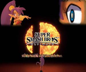 Shantae for Smash Ultimate by Elemental-Aura