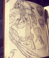 Predator by GabrielleBaker1