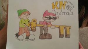 KNDisney - Cinderella by xFireChickx