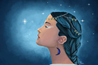 Lady Night by Sofia-Sousa