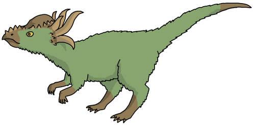 Stygimoloch by watapraski
