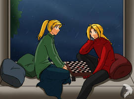 Fma - Checkers by windrider01