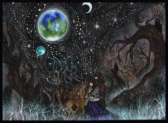 Path of destiny by Kafkami