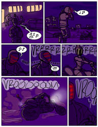 DU monthly theme - Nobody is safe page 1 by Ritualist