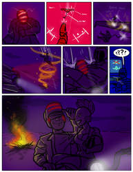 DU monthly theme - Nobody is safe page 3 by Ritualist