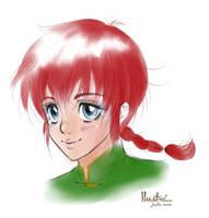 Ranko by Scarlet-Adrianne