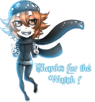 Thanks for the Watch ! by May-Shad