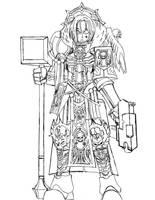 Inquisitor Tolin redone by Amalgam-Images