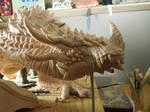 Land Dragon by Tiamatus