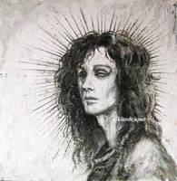 A face of an angel 2 by NikiAndo