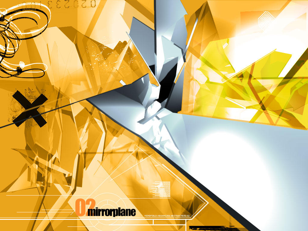 Mirrorplane by xpazeman