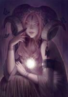 .:Deceiving Eyes:. by arhiee