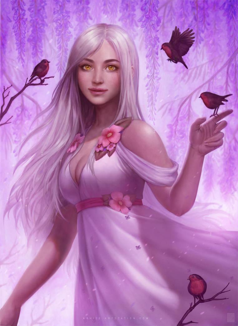 .: Annette :. by arhiee