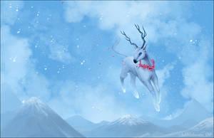 January - Permafrost by silentkitty