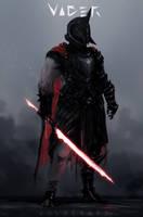 Warlord Vader by Julben-San