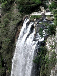 Waterfall by Mirvanana