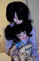 Hug for my most precious by Kutiecake