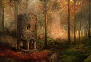 Castle by Felisberto