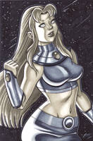 Starfire Copic Commission by em-scribbles