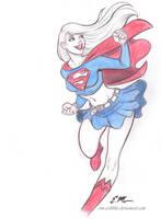 Kara Sketch by em-scribbles