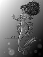 MerMay Sketch by em-scribbles