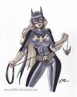 Babs by em-scribbles