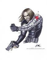 Bucky by em-scribbles
