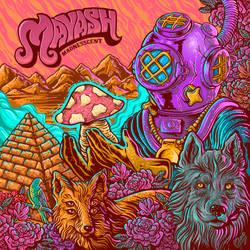 Mayash - Madnesscent by christiano-bill