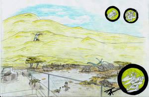 Lost Shores, Diablo Safarilodge by TitanChief10