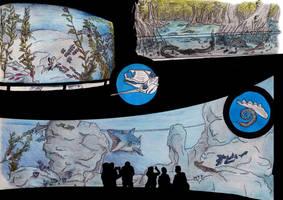 Lost Shore, Permian Patch(Aquarium) by TitanChief10
