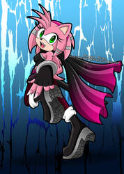 Amy Update by TheSnowDrifter