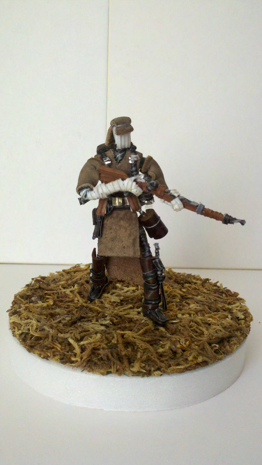 German WWII sniper by Panzer-13