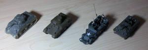 US Lightweights by Panzer-13