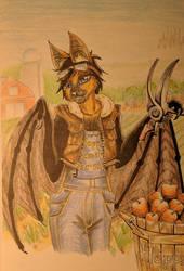 Farmer bat by Panzer-13