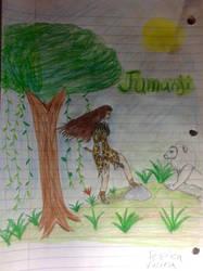 Jumanji by Jessievieira90