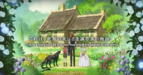 The ancient magus bride by Jessievieira90
