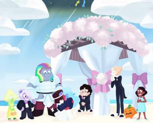Steven Universe - Reunited by sweet-kitteh