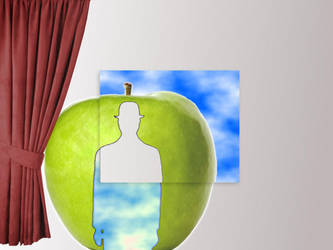 Ode to Magritte by Delduthling