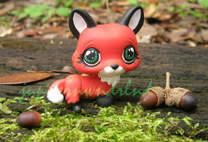 LPS Foxy by jupiternwndrlnd