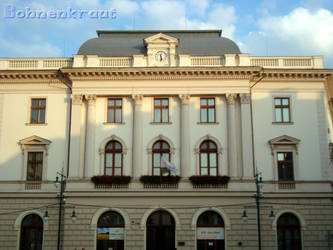 Building in Hungary by EvilBohnenkraut