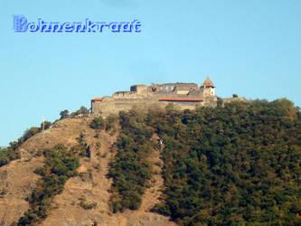 Visegrad Castle by EvilBohnenkraut